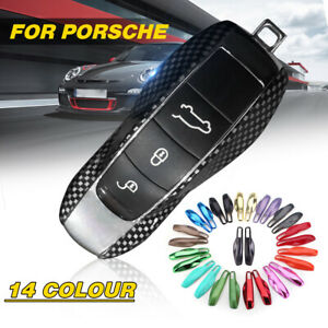 For-Porsche-Panamera-Macan-Cayman-Cayenne-911-Remote-Key-Case-Fob-Shell-Cover