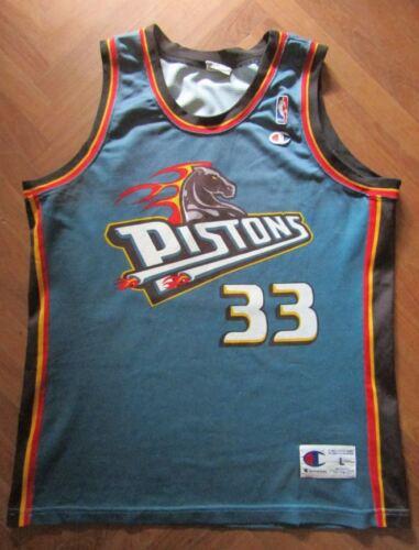 de Grant Jersey Detroit D Hill Pistons Nba Trikot qqavR