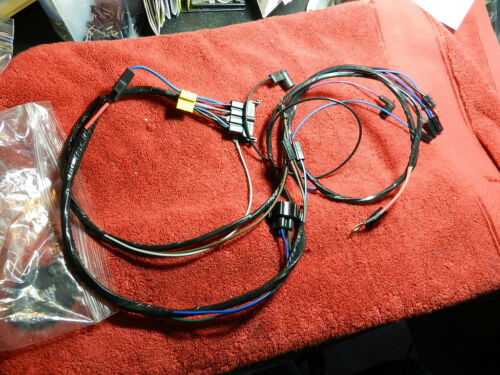 NEW 318//340//360 points ENGINE HARNESS 72-73 DART-DUSTER USA MADE FOR MSD INSTALL