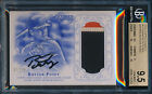 2015 Topps Dynasty Buster Posey Patch Auto BGS 9.5 Gem Mint #ed 7/10 Autograph