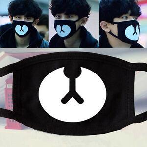 ayo and teo face mask panda bape mask bear mouth ebay