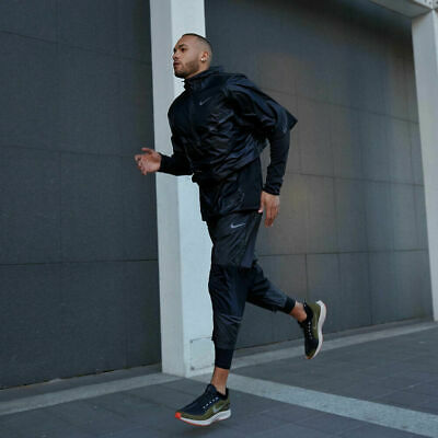 2019 Moda Nike Uomo Run Division Tech Pantaloni Da Corsa Pantaloni 7/8 M Ultima Moda