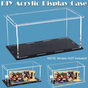 DIY-Acrylic-Display-Case-For-LEGO-21302-The-Big-Bang-Theory-Bricks-Toy-e