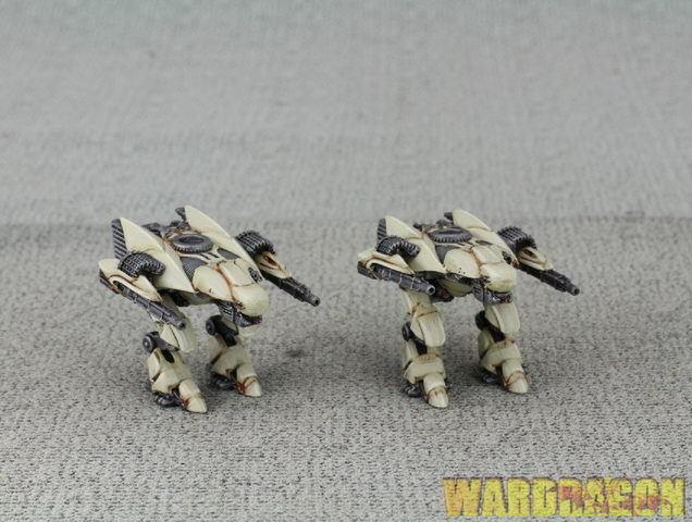 Dropzone Wds Pintado comandante hwg Dropzone PHR Enyo asedio pesado Walkers (2) e23