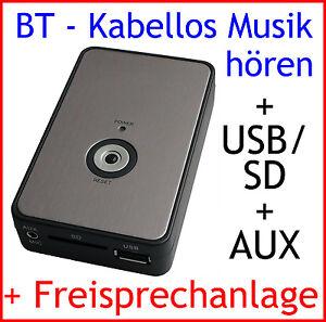 usb mp3 adapter bluetooth bmw e38 e39 e46 z3 mini ebay. Black Bedroom Furniture Sets. Home Design Ideas