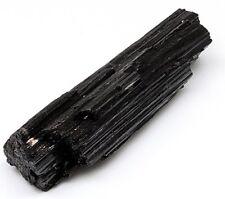 Raw Black Tourmaline Mineral Specimen Gemstone Reiki Chakra Crystal Metaphysical