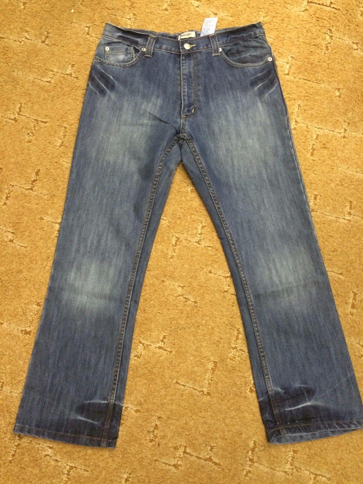 Herren Jeans Hose dunkelblau verwaschen W32 L30 von Doccet    | Zu verkaufen  0d4355