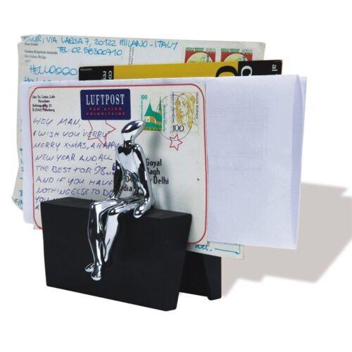 Eleganter Briefhalter für Ihren Schreibtisch