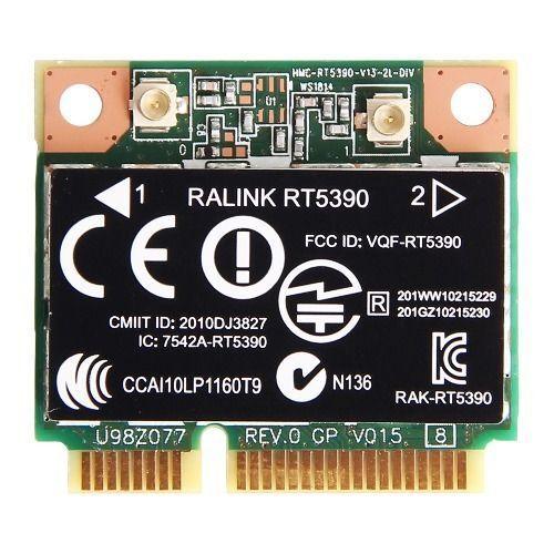 RT-5390 HP COMPAQ 630703-001 629883-001 RALINK RT5390 HALF-MINI WIRELESS N CARD