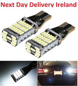 Car-Canbus-Lamp-Error-Free-Bulb-T15-T16-W16W-45SMD-4014-Reverse-Back-Light-Bulbs