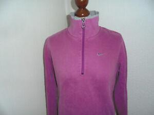 vintage-90s-NIKE-sweatshirt-pullover-oldschool-sport-sweater-rosa-D40-42