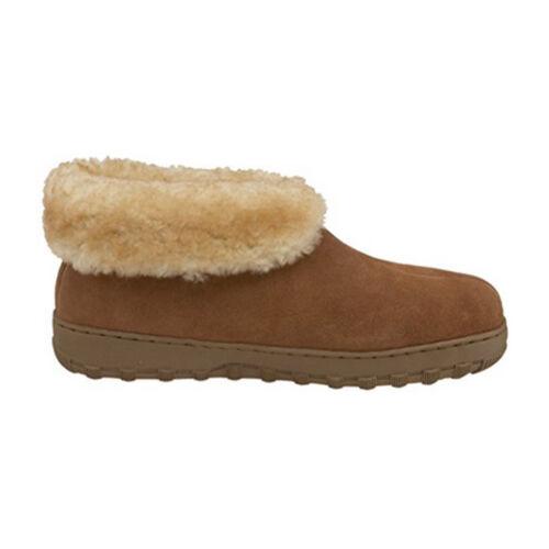 Tamarac 8010MW Highlander Men/'s Lamb Fur Shearling Ankle Boot Bootie Slipper 13M
