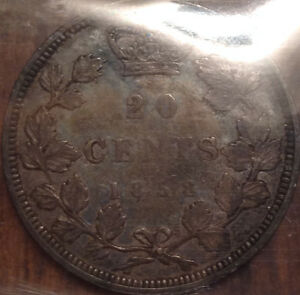 1858-CANADA-SILVER-20-CENTS-CERTIFIED-VF-30-BY-ICCS-HAVE-A-LOOK
