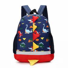 367edc2b2cf Children Kids Boys Girls Dinosaur Backpack School Bag Rucksack Kindergarten  Cute