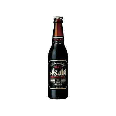 Asahi Super Dry Black 334mL case of 24 Craft Beer Dark