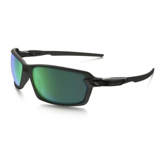 aee44bb747 Oakley Carbon Shift Sunglasses Matt Black Jade Iridium 2016 for sale ...