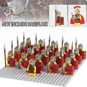 21Pcs-Set-Roman-Military-Centurion-Soldiers-Minifigures-Army-Toy-Collection-Gift