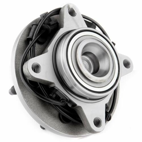 Front Wheel Bearing /& Hub for 2003 2004 2005 2006 Ford Expedition Navigator RWD