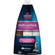Bissell Crosswave Multi Surface Cleaner Formula Floor Cleaning Freshener 32 oz