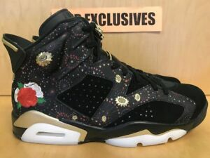 info for 744d6 21a99 Details about Nike Air Jordan 6 Retro VI CNY Chinese New Year 2018  AA2492-021 --SHIPPING NOW--