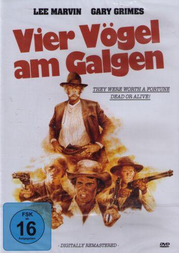 1 von 1 - DVD NEU/OVP - Vier Vögel am Galgen - Lee Marvin, Gary Grimes & Ron Howard