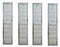 4 Air Purifier Filters To Fit Hunter 30973 Hepa Style Fits 30890 & 30895