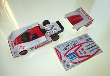 Nissan Rennwagen racing car CANON Hasemi / Wada #20, Tomica Dandy in 1:43 BOXED!