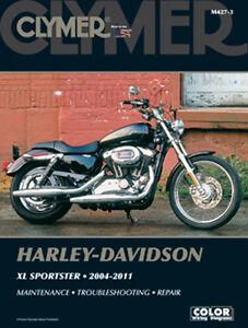 Harley davidson sportster 883 service manual free download.