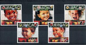 Curacao 2014 MNH December Stamps Christmas 5v Set Holidays