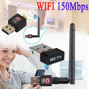 Mini-150Mbps-USB-2-0-802-11N-G-B-WiFi-Antenna-LAN-Card-Adapter-Wireless-Network