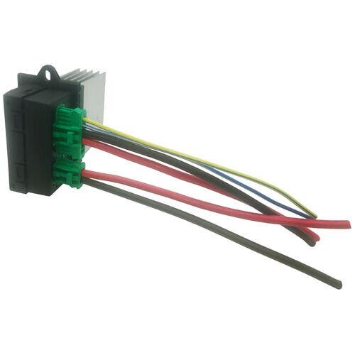 Se adapta a Modus 1.5 dCi Diesel Calentador Soplador de Ventilador Resistor Arnés de cableado #2