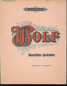 Wolff-Mausfallen-Spruechlein-alte-uebergrosse-Noten