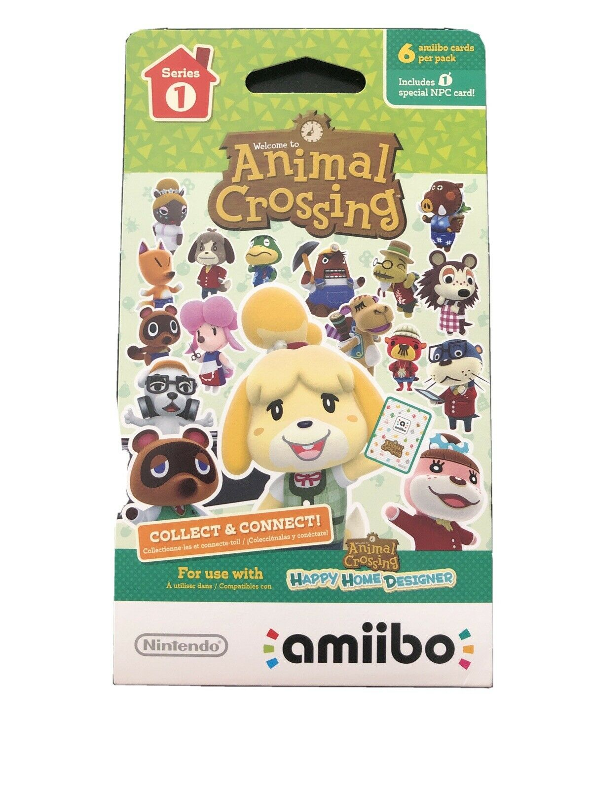 Verkaufen Sie Artikel. Animal Crossing Happy Home DESIGNER Amiibo ...