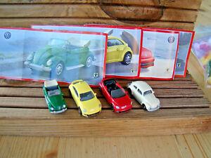 U-Ei-VW-Kaefer-Beatl-FS-234-FS237-Komplett-alle-BPZ
