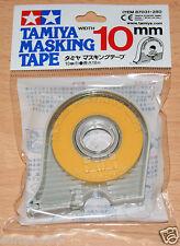 Tamiya 87031 Masking Tape 10mm Width, 18m Length, for RC Body Shells, NIP