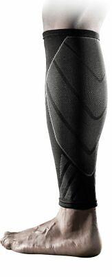 Nike Advantage Knitted Calf Sleeve Manicotto Polpaccio Fascia Elastica Traspiran