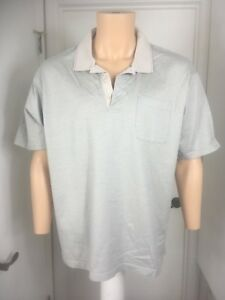 Izod-Golf-short-sleeve-mercerized-cotton-geometric-polo-shirt-xxl