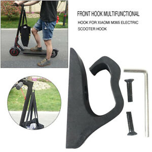 Electric-Scooter-Front-Hook-Hanger-Helmet-Pocket-Claws-for-Xiaomi-Mijia-M365-JR