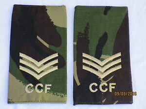 lineas-de-rango-Sargento-CCF-DPM-combined-Cadet-FORCE-par-60x115mm