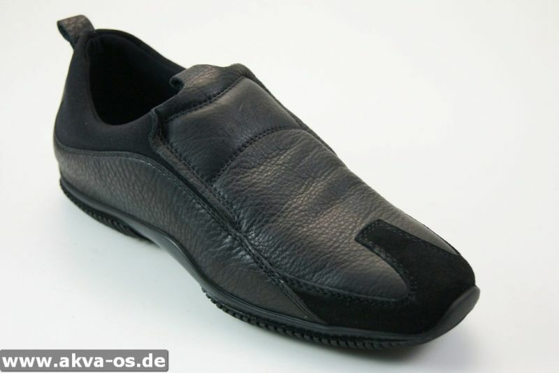Hogan Zapatos mujer Ninja Zapatillas TALLA 36,5 LOAFER Mocasines Liquidación