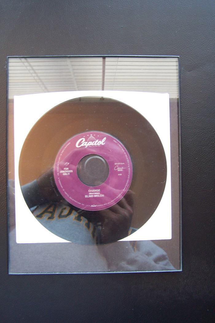 Blind Melon Change/I Wonder MINT Capitol 45RPM Jukebox