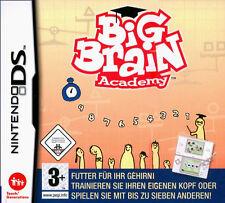 ## NINTENDO DS - Big Brain Academy (Deutsch) - TOP ##