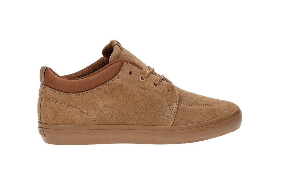 shoes Globe GS Chukka Tabacco brown dal num. 39 al num. 46