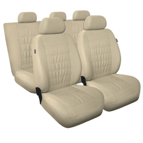 Mercedes ML Klasse Beige Universal Sitzbezüge Sitzbezug Schonbezüge MODERN