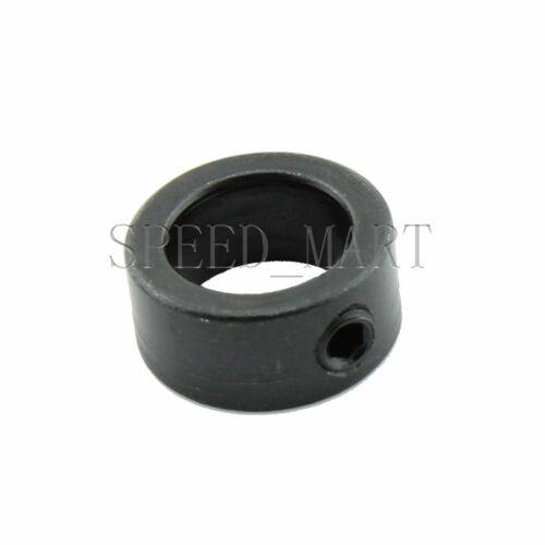 1PC Drill Bit Shaft Depth Stop Collars Ring 4mm Woodworking Wood Drills