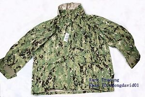 Details about New AOR2 TYPE III NWU GoreTex Parka JACKET NWU Navy Seal