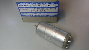 Tektronix 147-0035-00 Siemens Cooling Fan Motor 1AD3001-0S / TELEFUNKEN M3000L
