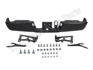 For 1994-2001 Ram 1500 2500 3500 Rear Bumper Inner Bracket /& Hardware To Body