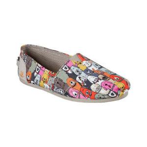 Skechers-Women-039-s-BOBS-Plush-Wag-Party-Alpargata