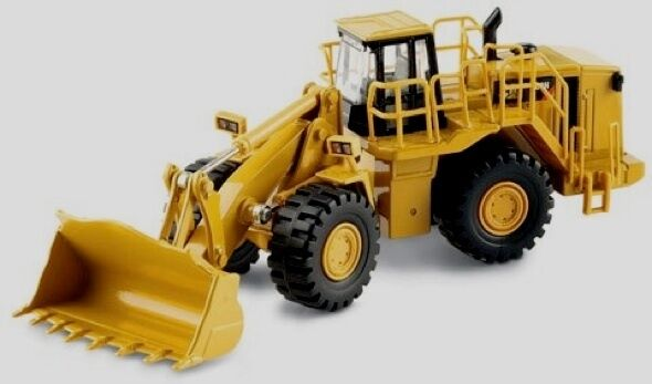 NORSCOT CAT 1 64 DIE CAST CAT 998H PALA GOMMATA WHEEL LOADER  55222